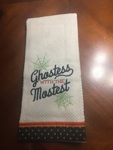 """New """"Ghostess With The Mostest"""" Kitchen Towel in Naperville, Illinois"""