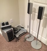 Sony 5 Disc CD Changer with Surround Sound in Fort Meade, Maryland