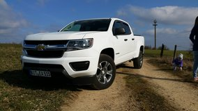 2015 Chevy Colorado in Spangdahlem, Germany