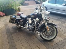 2016 Road King with lots of extras in Ramstein, Germany