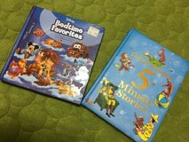 Bed time story books in Okinawa, Japan