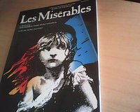 Les Miserables Piano/Vocal Music Booki in Great Lakes, Illinois