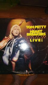 Tom Petty and the Heart Breakers 2Lp album set in Alamogordo, New Mexico