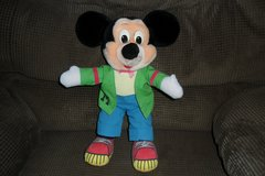 stuffed mickey mouse in Clarksville, Tennessee
