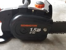 Remington chain saw in Bartlett, Illinois