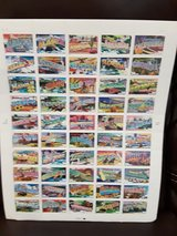 Full sheet  US States PS stamps (50-34cent) in Fort Polk, Louisiana