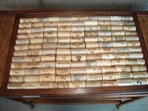 Wall Display of Wine Corks in Alamogordo, New Mexico