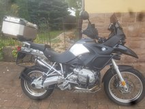 BMW GS1200 (USspec) in Baumholder, GE