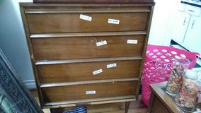 2 chest-of-drawer dressers in Livingston, Texas