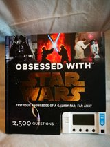 Obsessed with STAR WARS    Test your knowledge of a galaxy far, far away in Ramstein, Germany