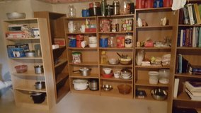 """Shelf 5 tier 71"""" height x 28 """"wide x 12"""" deep(7 pieces. Price given is per piece) in Tinley Park, Illinois"""