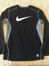 Nike Pro Combat Long Sleeve Dri Fit-Youth XL in Batavia, Illinois