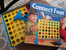 Connect four game in Elgin, Illinois