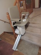 Pinnacle Stair Lift for three step ranch in Tinley Park, Illinois