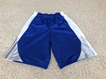 Nike Athletic Shorts Boys M Blue/White/Silver in Kingwood, Texas
