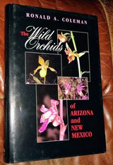 Wild Orchids of Arizona and New Mexico ... MINT condition in Alamogordo, New Mexico