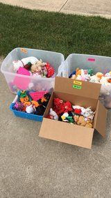 Huge totes full of Beanie Babies in Pleasant View, Tennessee