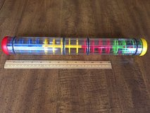 "Rain Stick 16"": Baby or Toddler Sensory Toy or Percussion Instrument; EUC in Cherry Point, North Carolina"