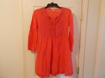 PRETTY NEW RED DRESS SIZE L (FITS LIKE MEDIUM) in Fort Campbell, Kentucky