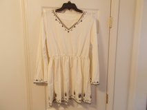 NEW VERY PRETTY DRESS SIZE  L (FITS LIKE A MEDIUM)) in Fort Campbell, Kentucky