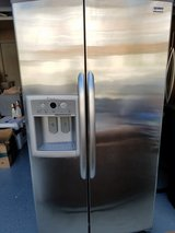Stainless Steel Refrigerator in Fort Meade, Maryland