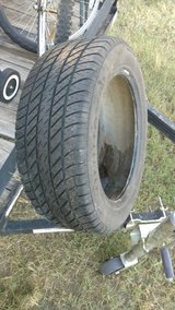 Car Tire in Alamogordo, New Mexico