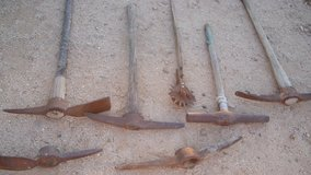 RUSTIC PICK AXES/LOT in 29 Palms, California