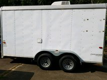 2009 Cargo Craft 14 Foot Concessions Trailer in Lake Charles, Louisiana