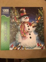 Snowman Puzzle in Columbia, South Carolina