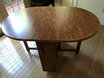 Drop Leaf Table with 3 chairs in Bolling AFB, DC