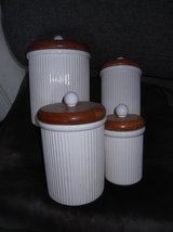 CANISTER SET very unusual in Cherry Point, North Carolina