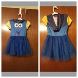 Finding Dory Halloween costume in Fort Riley, Kansas