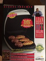 George Foreman GR26CB Family sized grill in Naperville, Illinois