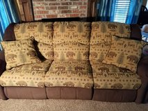 Couch with matching loveseat in Lawton, Oklahoma