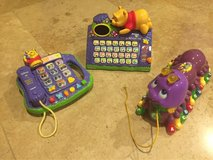 Lot of baby/toddler educational toys LIKE NEW in Morris, Illinois