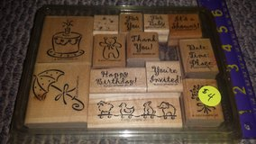 Stampin' Up! SU Announcements Stamps in Wheaton, Illinois
