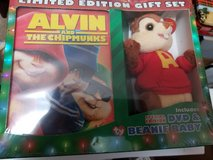 Alvin & the Chipmunks Limited Edition Gift set in Warner Robins, Georgia