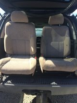 2001 Toyota 4 runner bucket seats very nive in Goldsboro, North Carolina
