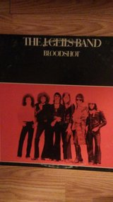 The J.GEILS BAND (Bloodshot) 33rpm LP in Alamogordo, New Mexico