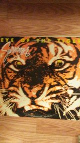 SURVIVOR (eye of the tiger)  33 rpm LP in Alamogordo, New Mexico