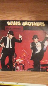 BLUES BROTHERS  (made in america) 33 rpm LP in Alamogordo, New Mexico