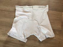Bicycle shorts with saddle padding (white) in Ramstein, Germany