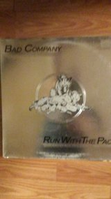 BAD COMPANY  ( run with the pack) 33 rpm LP in Alamogordo, New Mexico