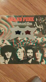 GRAND FUNK (shinin on) 33 rpm LP in Alamogordo, New Mexico