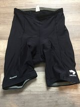Bicycle shorts with saddle padding (black) in Ramstein, Germany