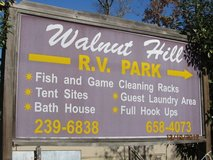 Walnut Hill RV Park in DeRidder, Louisiana