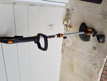 Electric Weed Wacker in Clarksville, Tennessee