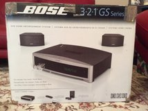 BOSE 321 Home Entertainment DVD System in Stuttgart, GE