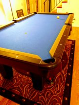 7ft Billiards Table in Fort Rucker, Alabama