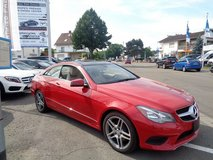 2014 Mercedes E350 Coupe AMG Sport AWD in Ramstein, Germany